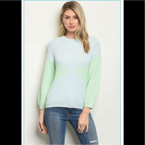 Gorgeous Pastel Sweater